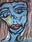 Self Portait 07 by Christina Rodriguez