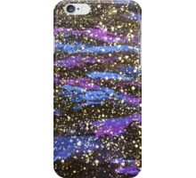 Night Sky Abstract iPhone Case/Skin