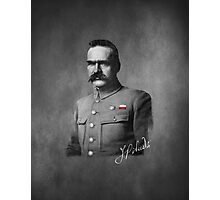 Polish minister Photographic Print
