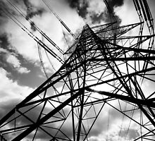 Pylon II by Richard Pitman