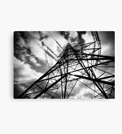 Pylon II Canvas Print