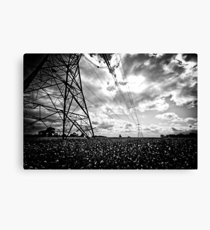 Pylon I Canvas Print