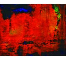 Abstraction 666 Photographic Print