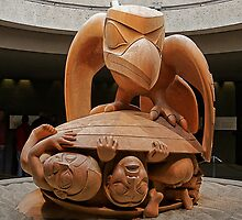 The Birth of Man by Chris Allen