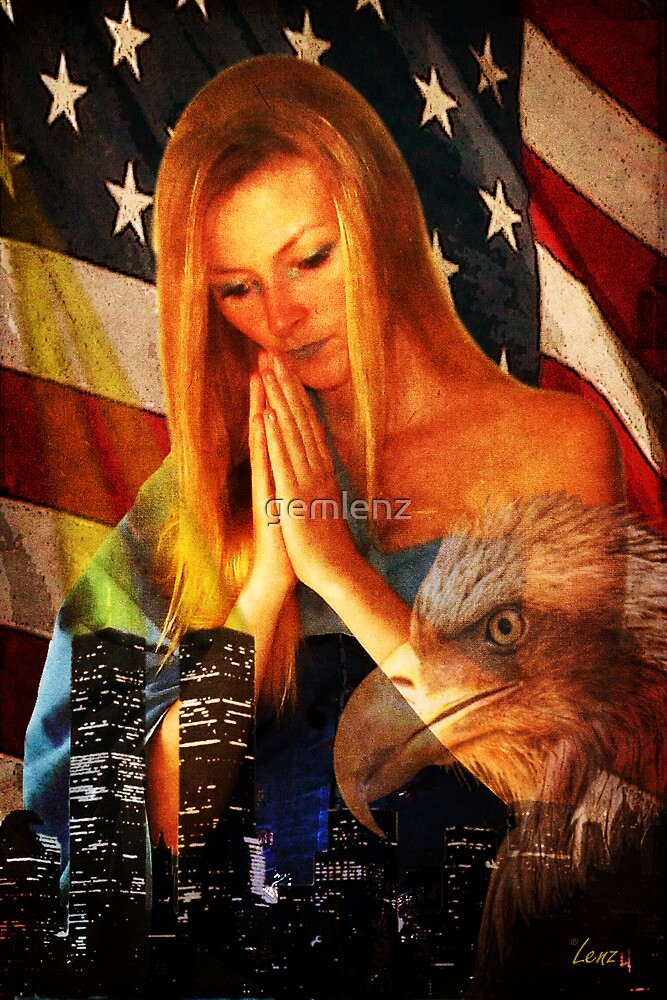 Pray For Our Country by George Lenz