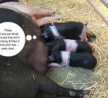 Poor Mum!! by Michael Matthews