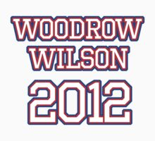 Woodrow Wilson 2012 Election by jezkemp