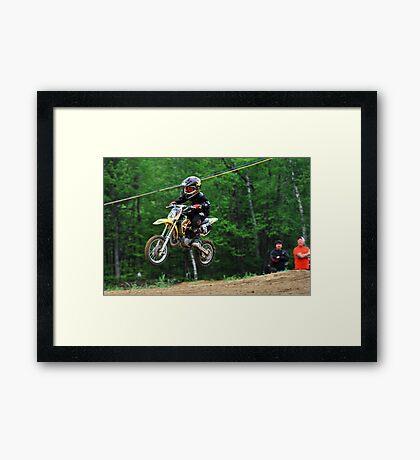 Skowhegan 5/29/11 #158 Framed Print