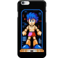 Megaman  iPhone Case/Skin