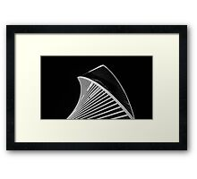 Evolution Tower Framed Print