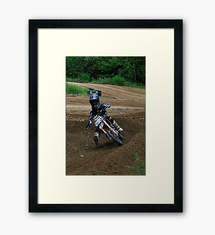 Skowhegan 5/29/11 #167 Framed Print