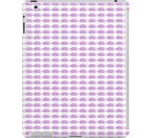 Judo Text Background Purple  iPad Case/Skin