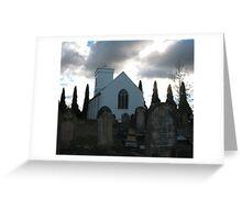 Celestial Cemetery, Bong Bong Greeting Card