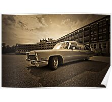 Hearse Poster