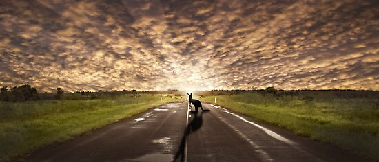 Golden Mile by Cliff Vestergaard