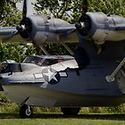 PBY Catalina by Robert Burdick