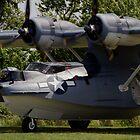 PBY Catalina by Robert Burdick