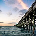 Down by the Pier  by Sherie LaPrade