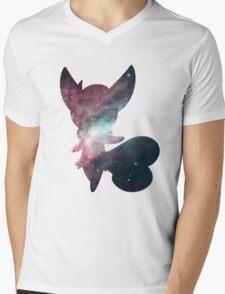 Meowstic (Female) used future sight Mens V-Neck T-Shirt