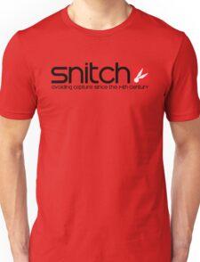 Snitch x Swatch Logo Parody Unisex T-Shirt