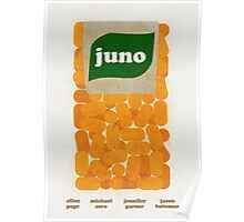 Juno Film Poster Poster