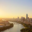 Austin Sunset by Andy Heatwole