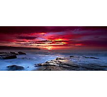 The Hues of Dawn Photographic Print