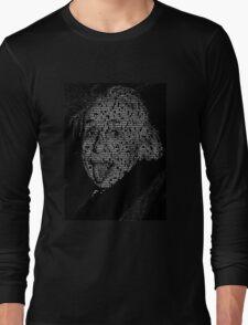Albert Einstein quotes Long Sleeve T-Shirt