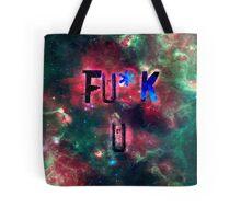 FU*K U <3 Tote Bag