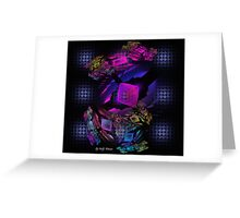 Mystic Forces Greeting Card