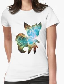 Meowstic (Male) used psyshock Womens Fitted T-Shirt