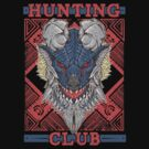 Hunting Club: Stygian Zinogre by MeleeNinja
