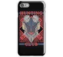 Hunting Club: Stygian Zinogre iPhone Case/Skin