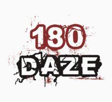 180 DAZE - Full Chest_Black by VamireBlood