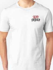 180 DAZE - LHC_Black Unisex T-Shirt