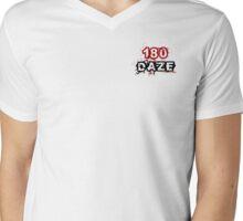 180 DAZE - LHC_Black Mens V-Neck T-Shirt