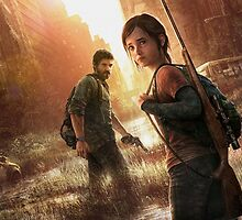 the last of us cover art by WordDungeon