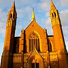Sacred Heart Cathedral, Bendigo by Matthew Walmsley-Sims