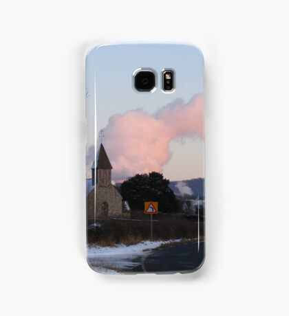 Cloud in Sunset Samsung Galaxy Case/Skin