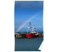 Stanley Harbour Poster