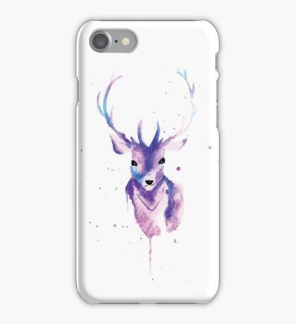 Oh, deer  iPhone Case/Skin