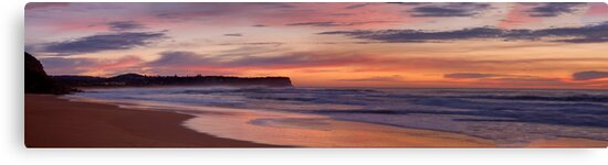 Adventures In Paradise (30 Exposure HDR Panoramic) - Warriewood Beach, Sydney - The HDR Experience by Philip Johnson