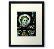 Angel Face Framed Print