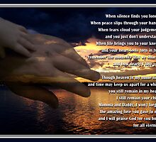 ~ I'll never forget you ~ by Donna Keevers Driver