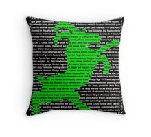"""""""The Year Of The Sheep / Goat / Ram""""  Throw Pillow"""