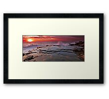 Jail Break Framed Print