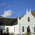 An old Stellenbosch church by jozi1