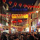 Chinatown by Jasna