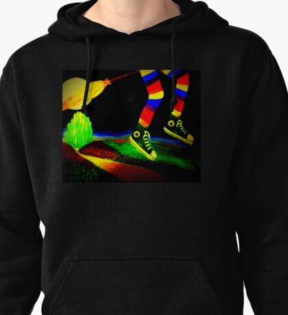 Emerald city 8 Pullover Hoodie