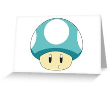 HEY MARIO ! Greeting Card